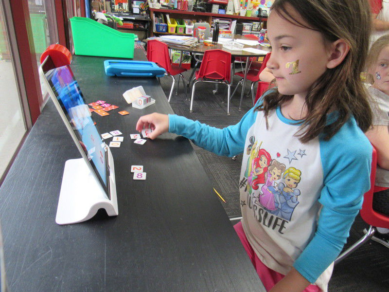 Early Learning Center students benefit from Foundation grants