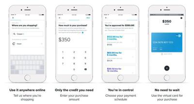 New mobile application designed to reinvent personal credit