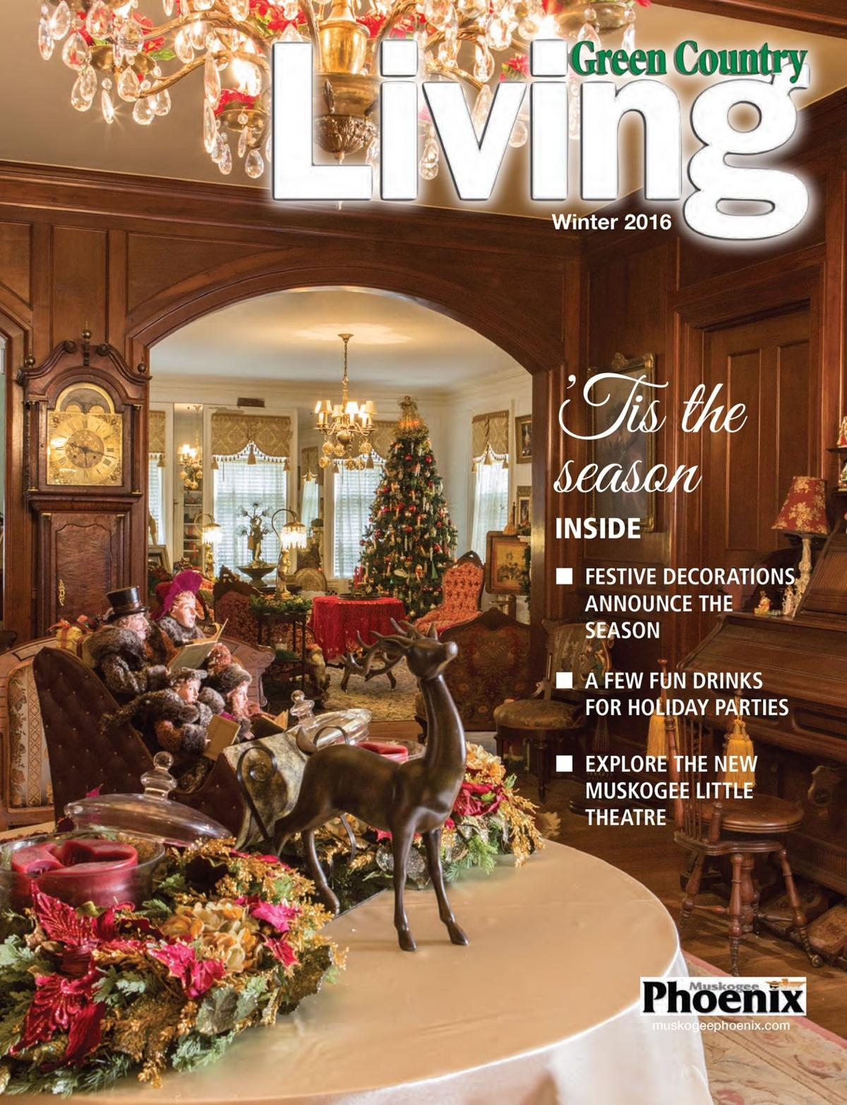 Green Country Living Winter 2016