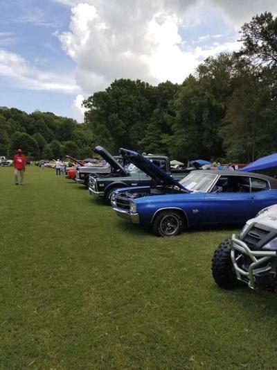 Car show a family affair