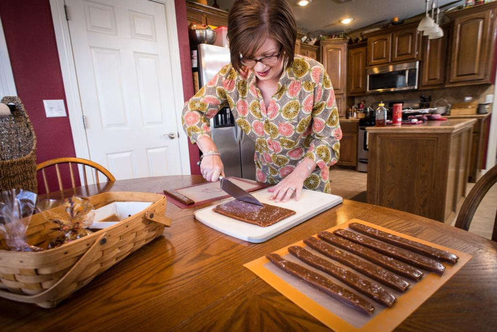 Taste of     holiday candy: Candy makers find holidays sweet