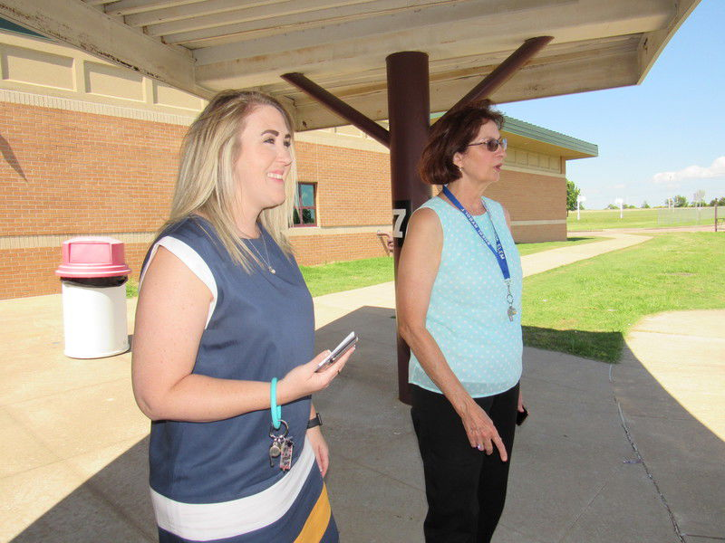 Fort Gibson principals reminisce before retirement
