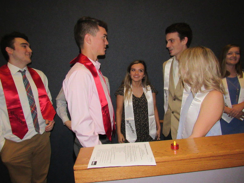 Fort Gibson scholars prepare for future