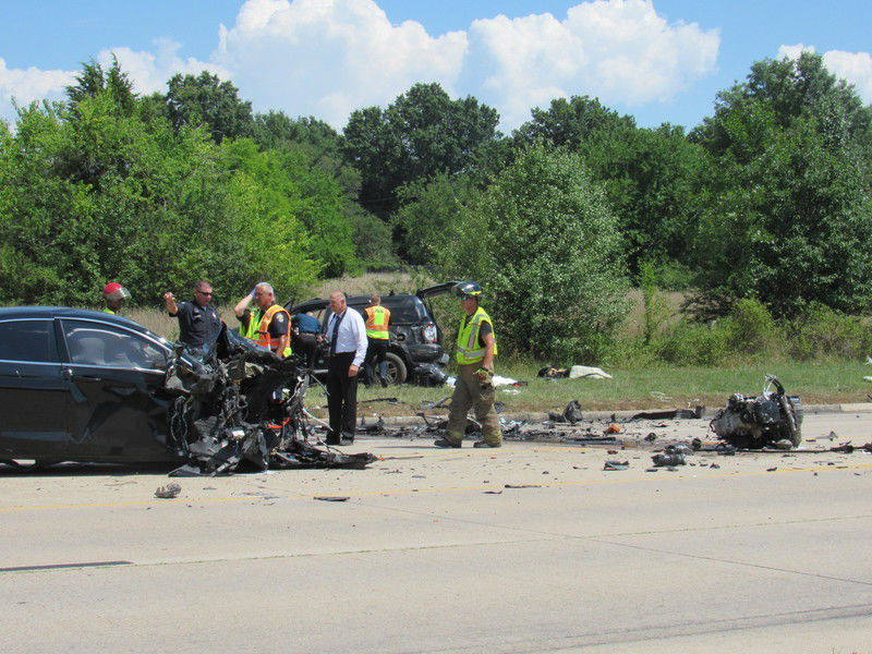 Muskogee woman killed in crash