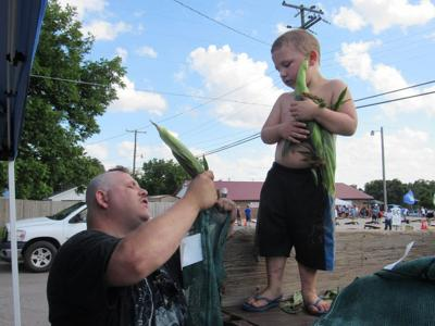 Sweet Corn Festival kicks off, continues today