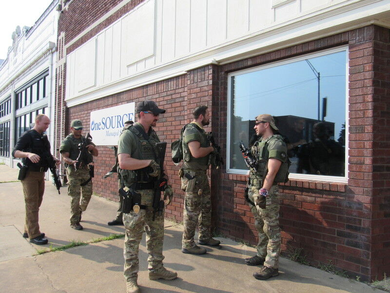 Police training keeps officers ready