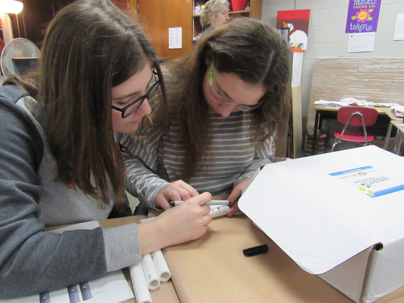Students get boost in learning from Education Foundation grants