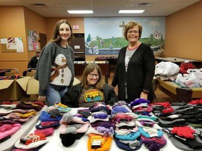 Helping others stay warm with Hat and Glove Drive