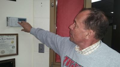 Fort Gibson schools go green with LED lighting