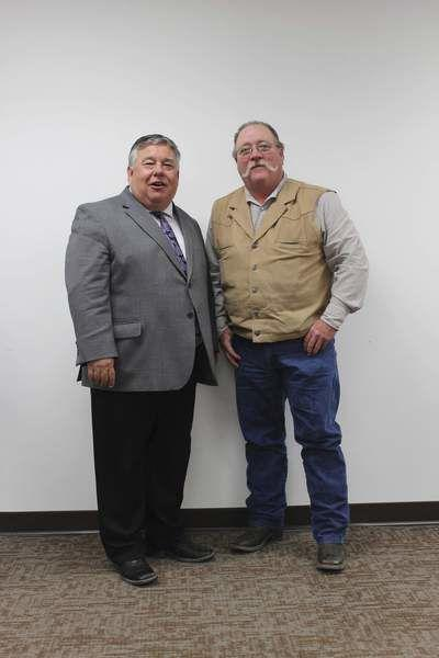 Oktaha man serves on Policy Committee