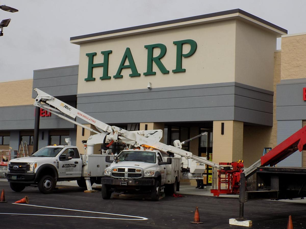 New Harps will employ twice as many workers as current store
