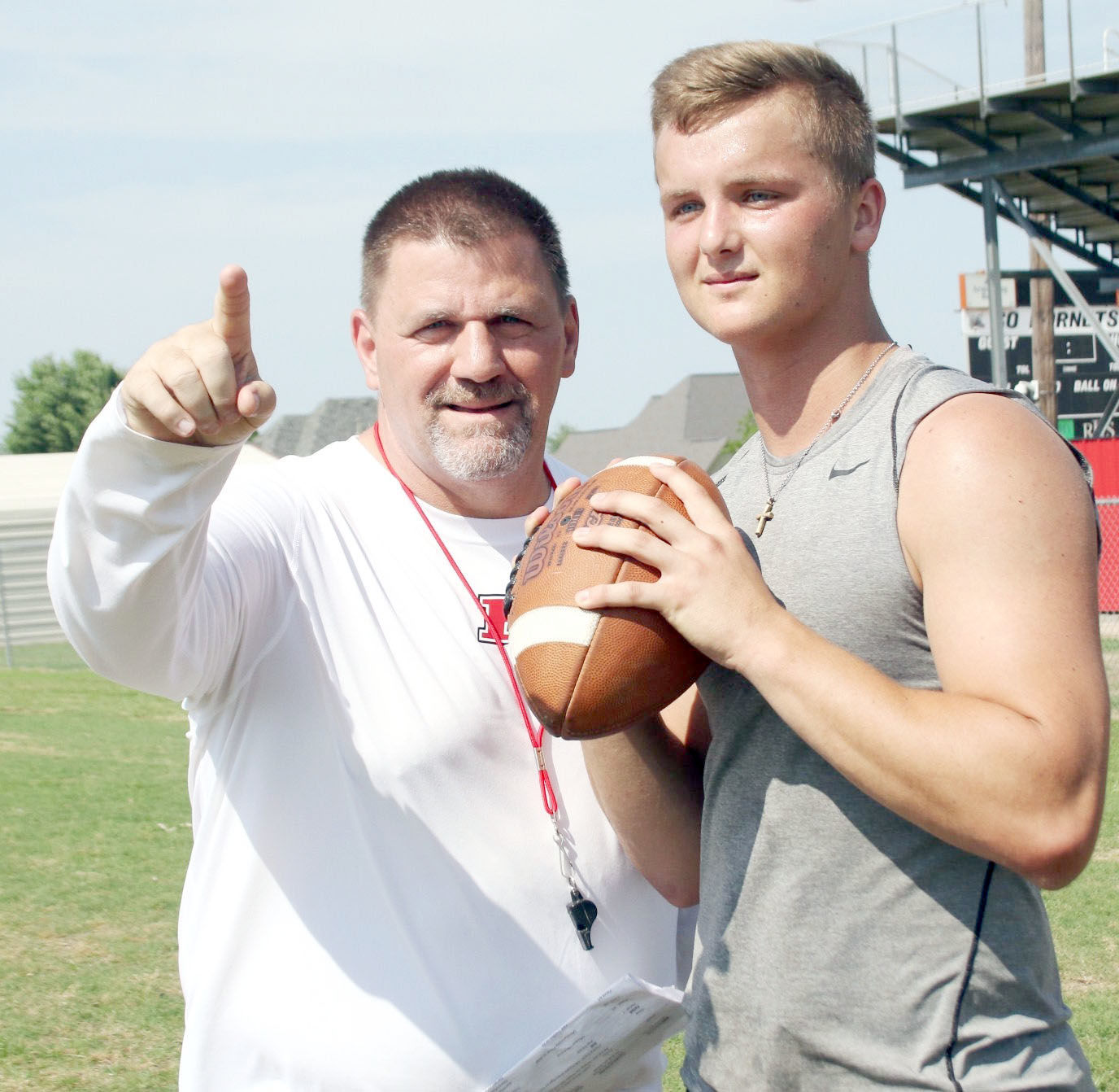Werner leaves Hilldale and returns to Poteau