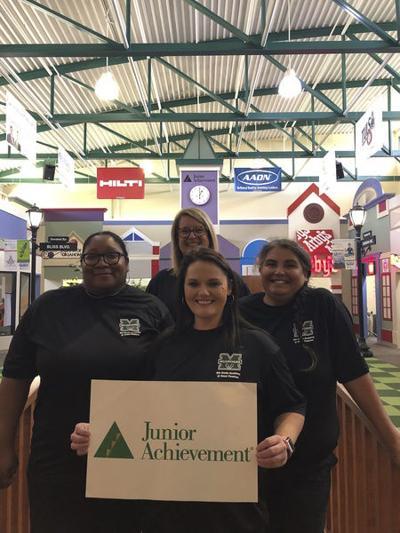 Muskogee teachers train for JA BizTown