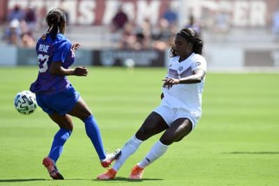 Texas A&M vs. Florida soccer