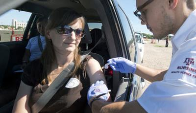 Texas A&M hosting flu vaccine clinic