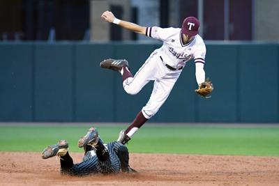 Texas A&M vs. Vanderbilt baseball