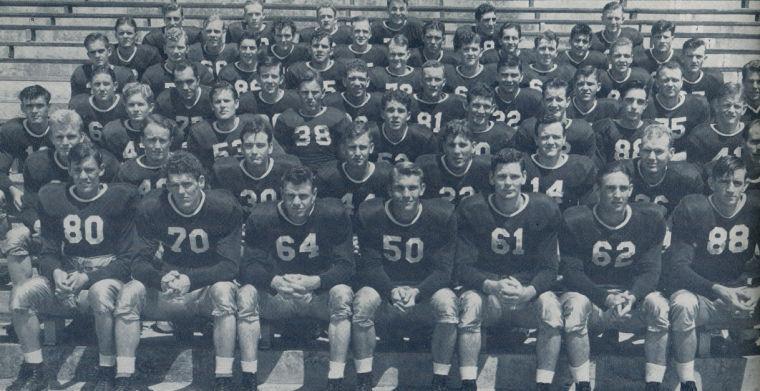 1942 Texas A Amp M Football History Myaggienation Com
