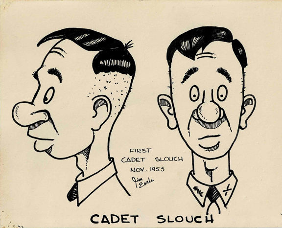 Cadet Slouch