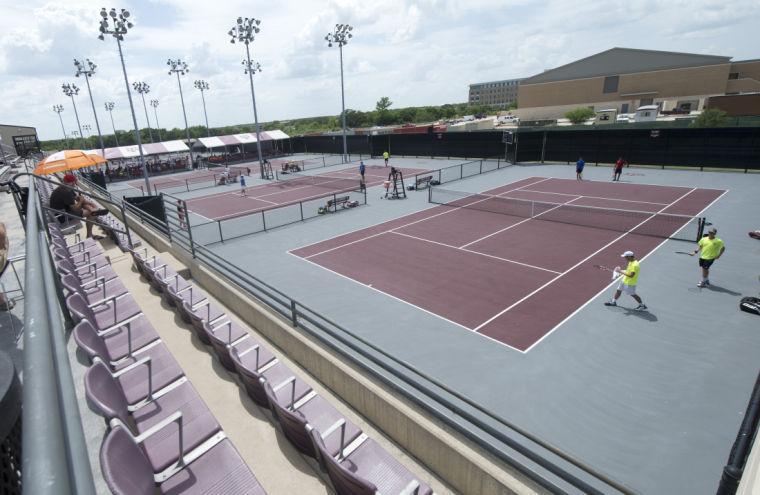 Mitchell Tennis Complex