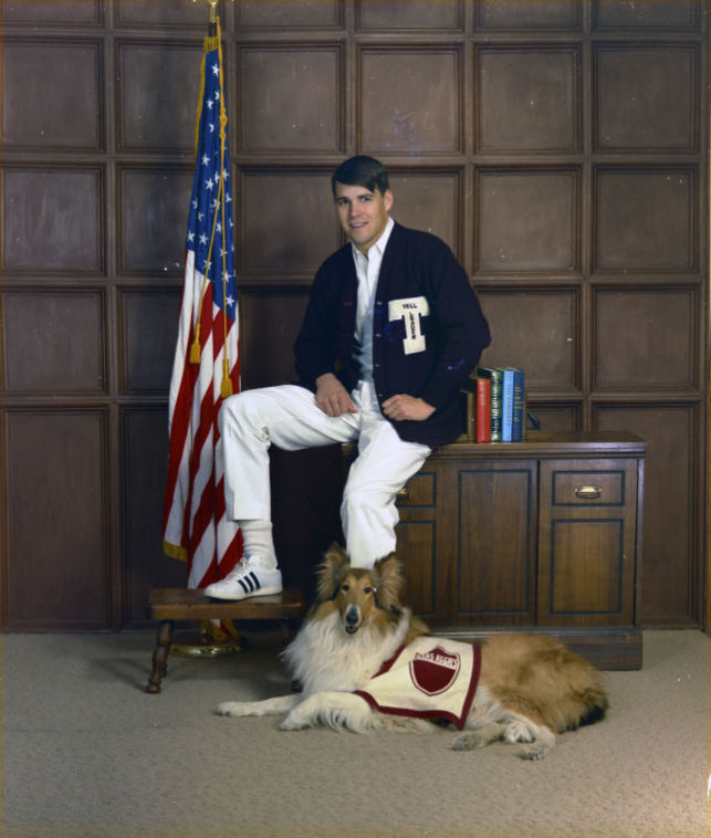 Rick Perry and Reveille