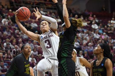 Texas A&M vs. Wright State women's basketball (copy)