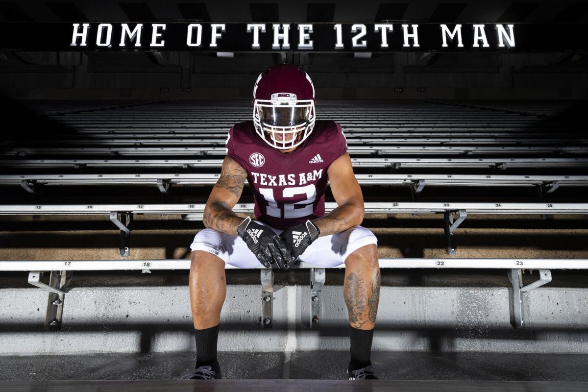 New Texas A&M football uniform