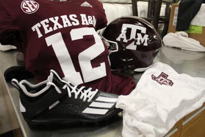 Texas A&M uniform