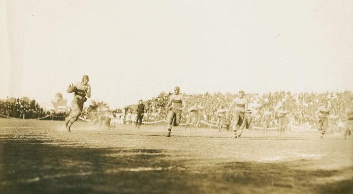 1915 Texas game