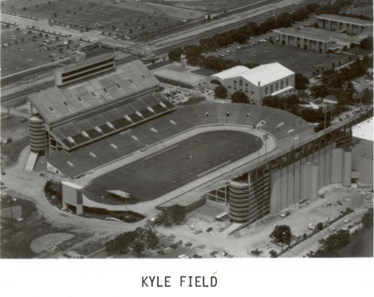 Kyle Field Athletic Venue History Myaggienation Com