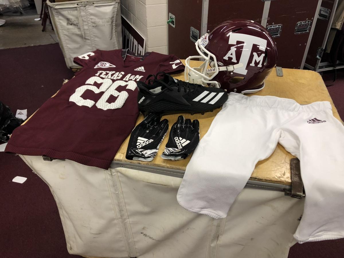 80b40a742e1 Take a closer look at Texas A M s 1998 throwback uniforms