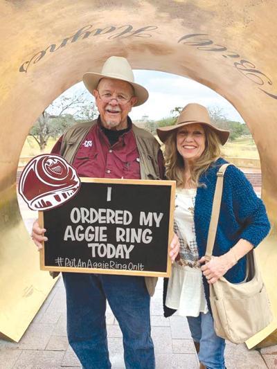 Online classes help Aggie earn long-overdue senior ring