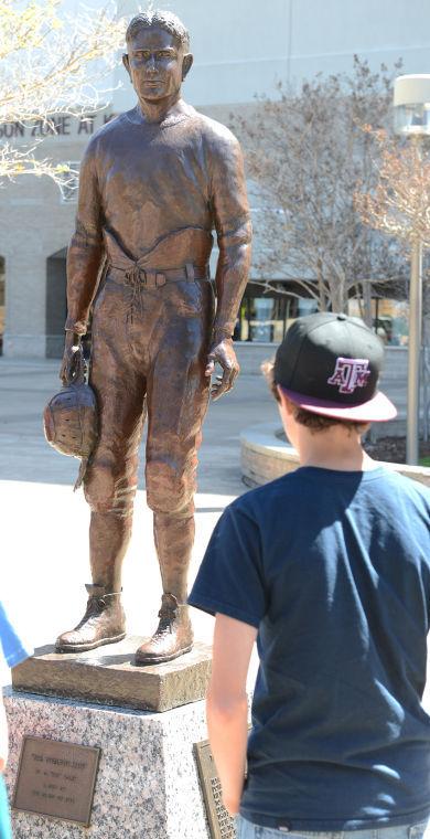 12th Man statue1