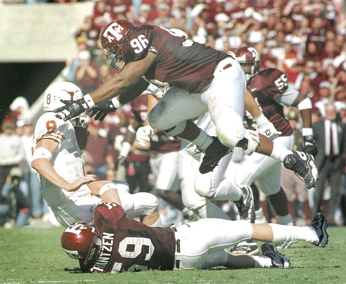 Texas A&M vs. University of Texas, Nov. 26, 1999
