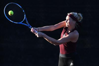 Texas A&M vs. SHSU women's tennis