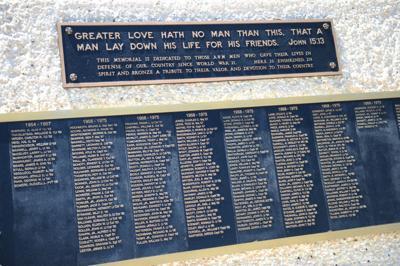 Aggie postWWII memorial