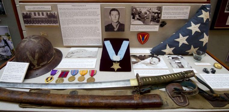 William Harrell medal