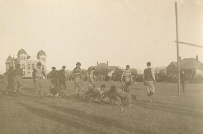 1899 LSU game