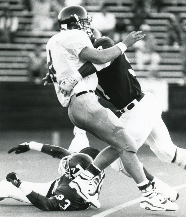 Defense vs. Brett Favre