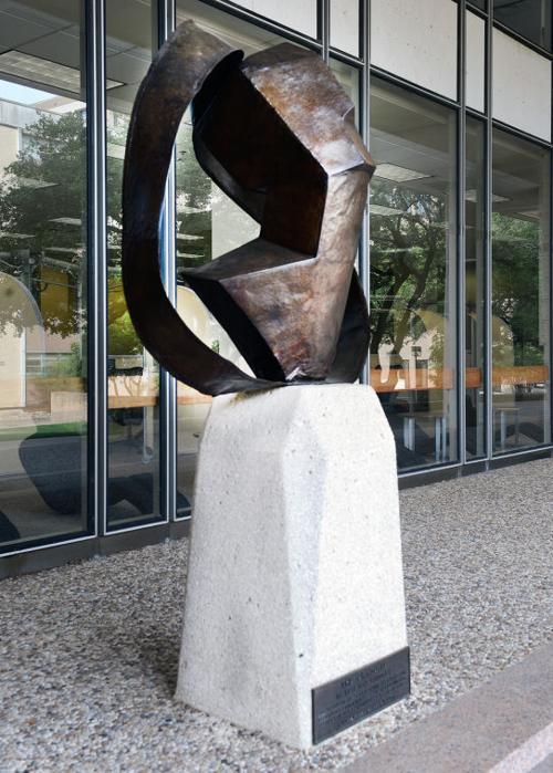 The Graduate sculpture