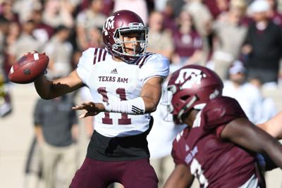 Texas A&M Maroon and White spring game (copy)