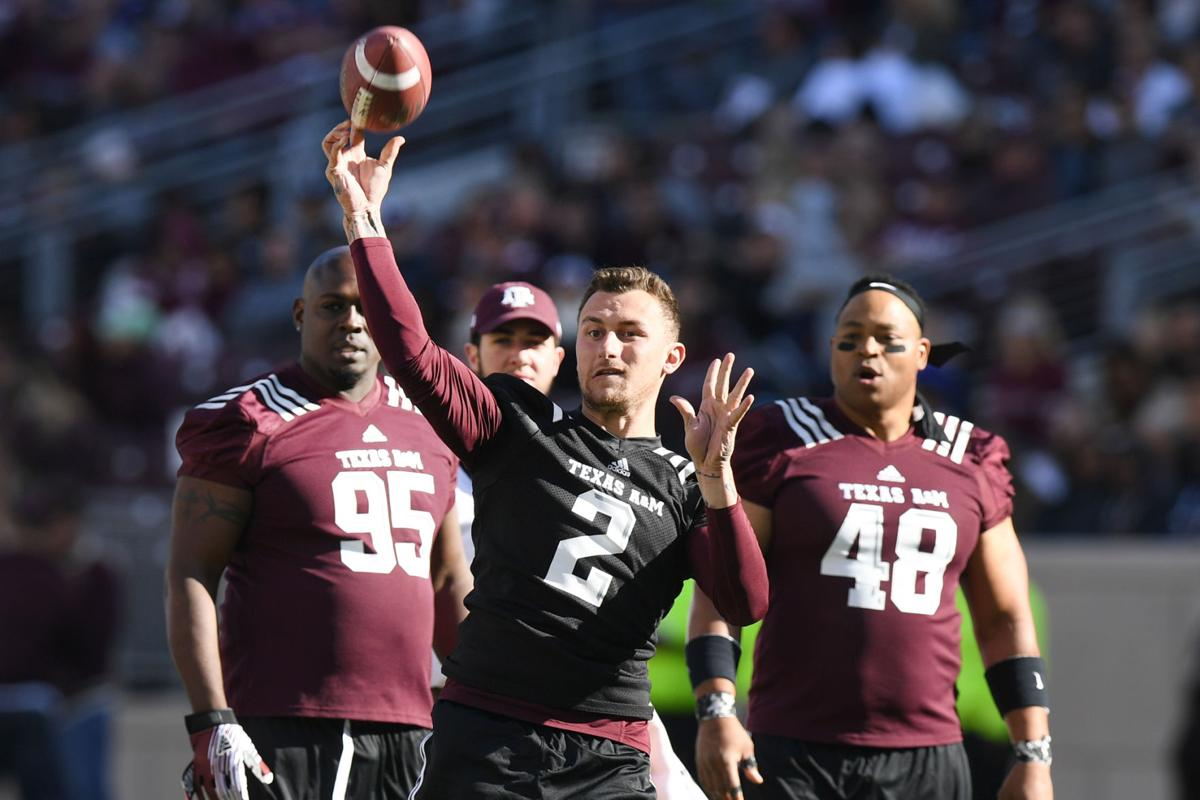 Texas A&M Maroon and White spring game