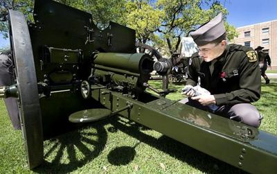 Texas A&M cannon finds new home inside Kyle Field