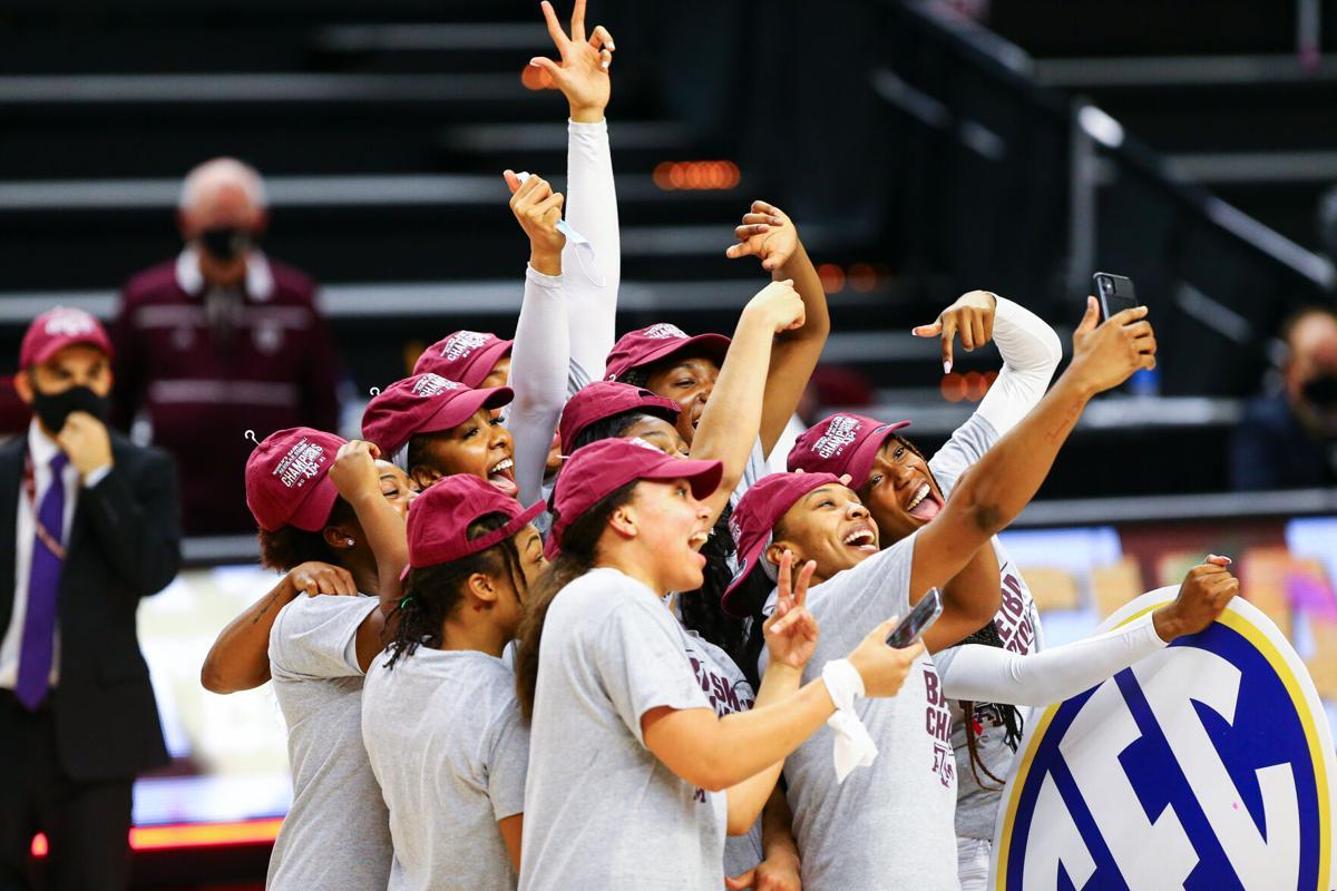 Women's basketball vs. South Carolina
