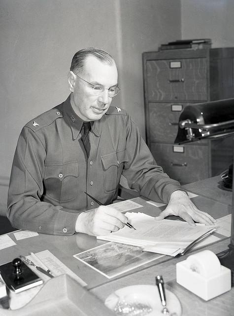 Gen. George F. Moore