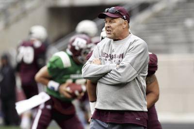 Darrell Dickey's experience valuable for Texas A&M's offense