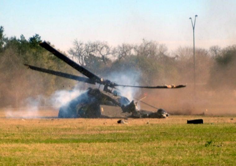 2009 helicopter crash Duncan Field