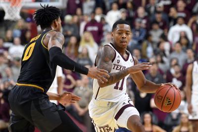 Texas A&M vs. Missouri men's basketball