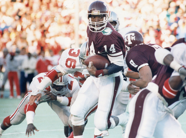 Kevin Murray Cotton Bowl 1987