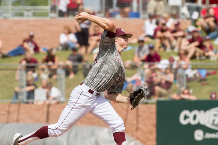 No-hitter earns Stripling national, conference honors
