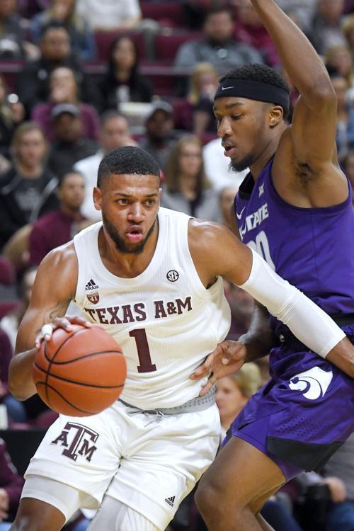 Texas A&M vs. Kansas State men's basketball